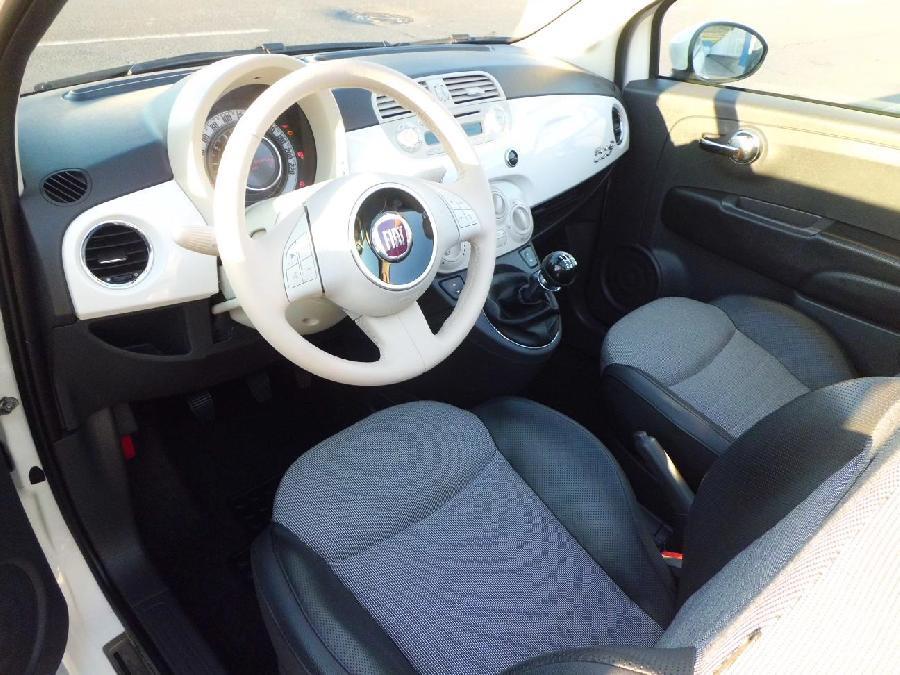FIAT 500 CABRIO LOUNGE GASOLINA