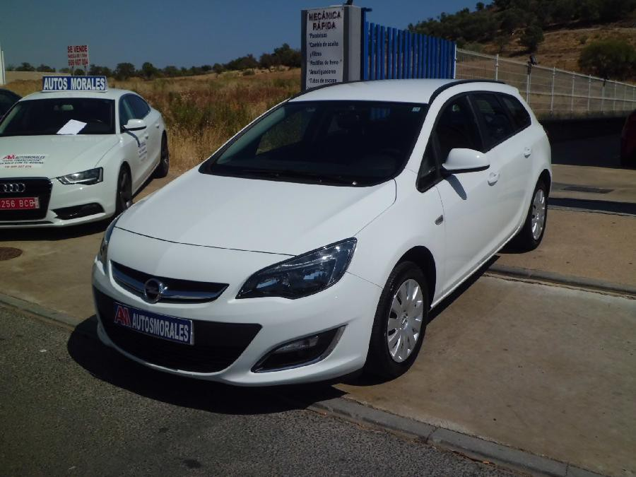 OPEL ASTRA ST SELECTIVE DIESEL