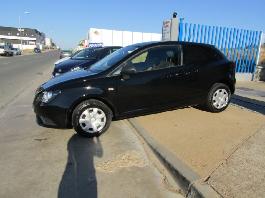 SEAT IBIZA COMERCIAL  DIESEL