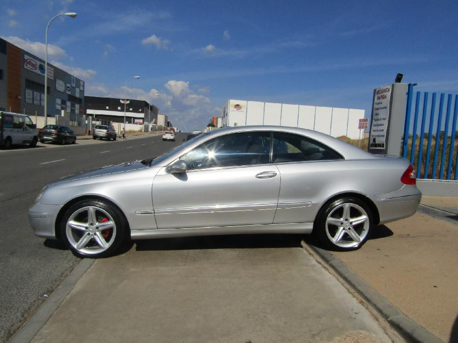 MERCEDES BENZ CLK 200 GASOLINA