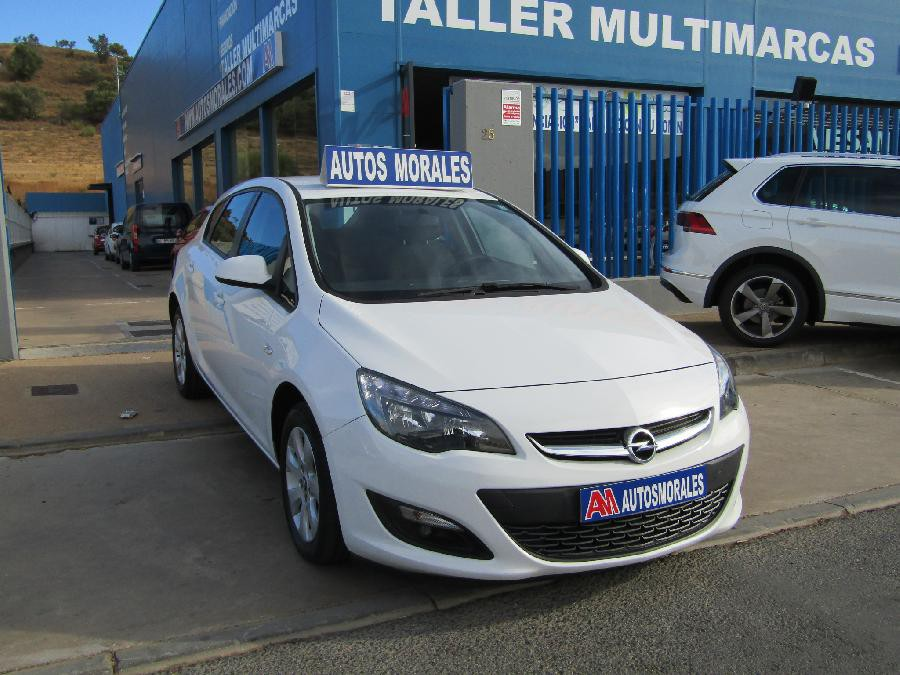 OPEL ASTRA BUSINESS DIESEL