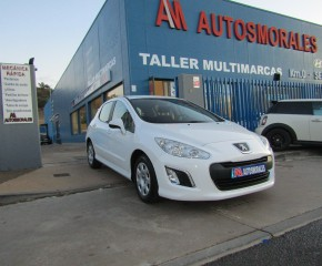 TURISMO PEUGEOT 308 ACCES 1.6HDI  92CV DIESEL 2013