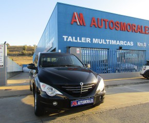 TODOTERRENO SSANGYONG ACTYON 2.0DT  140CV DIESEL 2007