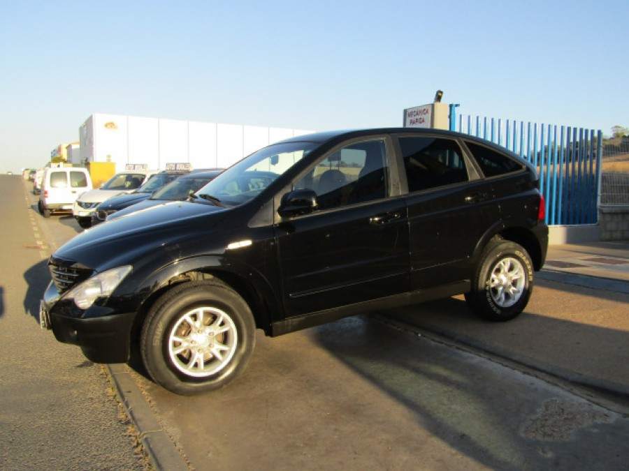 SSANGYONG ACTYON DIESEL