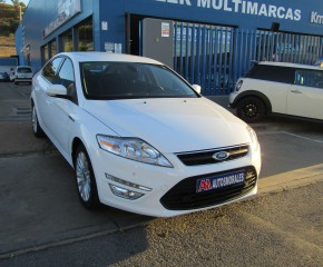 TURISMO FORD MONDEO  1.6TDCI  115CV DIESEL 2013