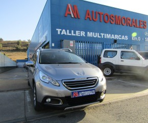 TODOTERRENO PEUGEOT 2008 STYLE 1.6HDI 100CV DIESEL 2015