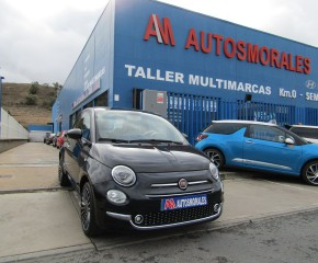 TURISMO FIAT 500 LOUNGE NEW 1.2I GASOLINA 2015
