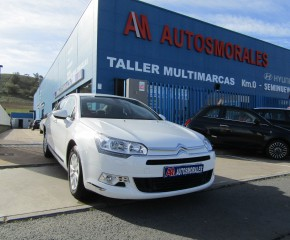 TURISMO CITROEN C5 SEDAN SEDUCTION 2.0HDI 140CV 6V DIESEL 2013