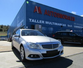 TURISMO MERCEDES BENZ C200 BLUE EFFICIENCY 2.0CDI 136CV 6V DIESEL 2012