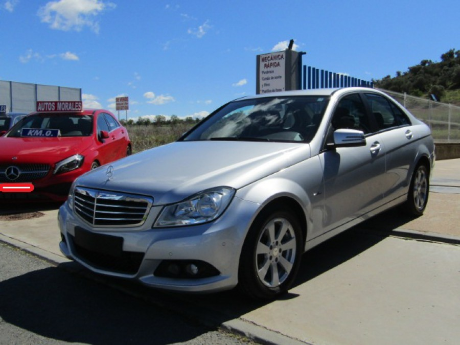 MERCEDES BENZ C200 BLUE EFFICIENCY DIESEL