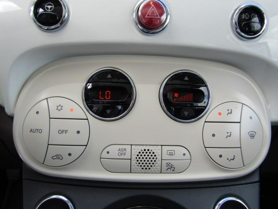 FIAT 500 GASOLINA