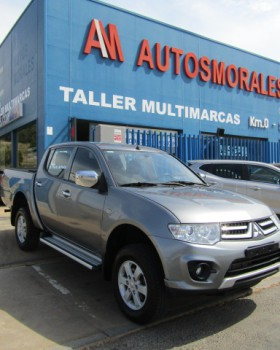 TODOTERRENO MITSUBISHI L200 PICK UP 4X4 2.5 DID  DIESEL 2014