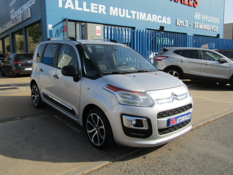 CITROEN C3 PICASSO FEEL EDIT DIESEL