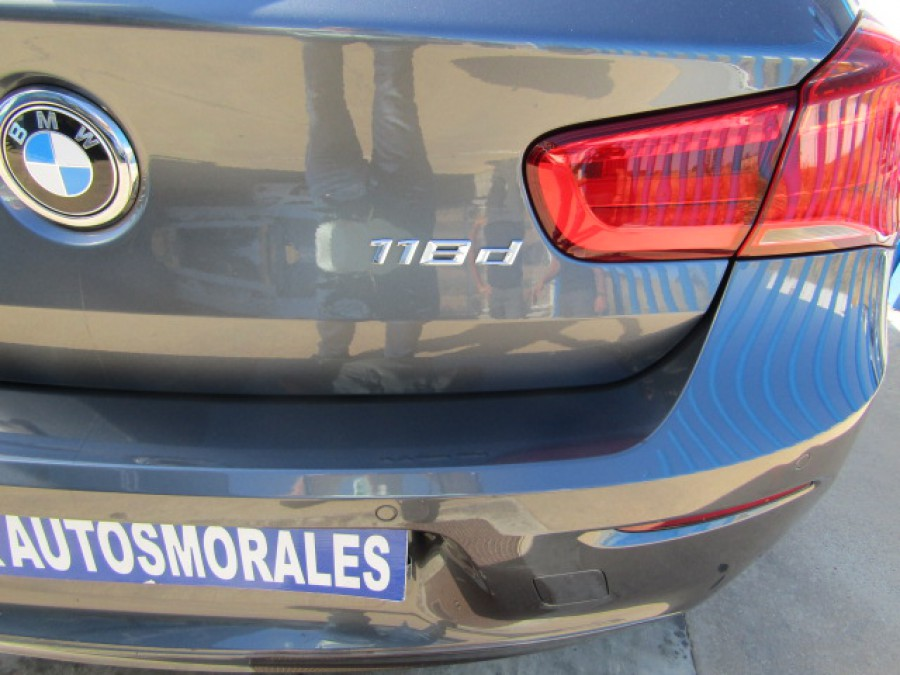 BMW 118D 3P DIESEL
