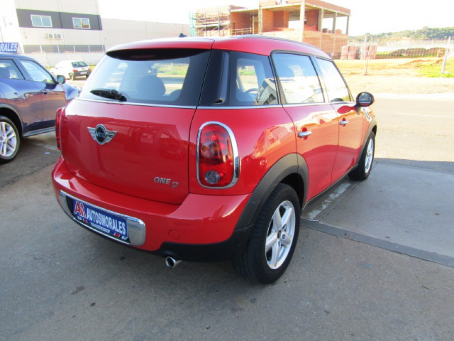 MINI COUNTRYMAN ONE DIESEL