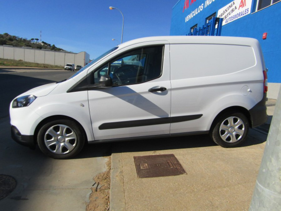 FORD TRANSIT COURIER KM 0 DIESEL