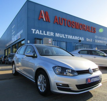 TURISMO VOLKSWAGEN GOLF BUSINESS 1.6TDI 110CV DIESEL 2016