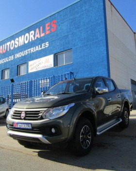 TODOTERRENO FIAT FLILLBACK PICK UP  2.4D DIESEL 2019